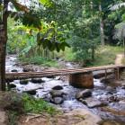 Лам Нам Кок - мост через ручей