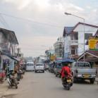 Пограничный город Хуаи Ксаи, Лаос