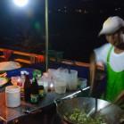 Лаосский уличный повар
