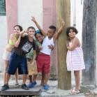 Кубинская детвора