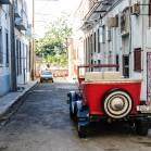El carro rojo