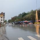 Луанг Прабанг встретил нас дождем