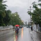 Дождь в Луанг Прабанге