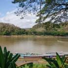 Река Меконг в Луанг Прабанге