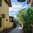 Безымянный проулок с гест-хаусами, Луанг Прабанг