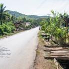 Лаосская деревушка