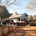 В тайской деревне